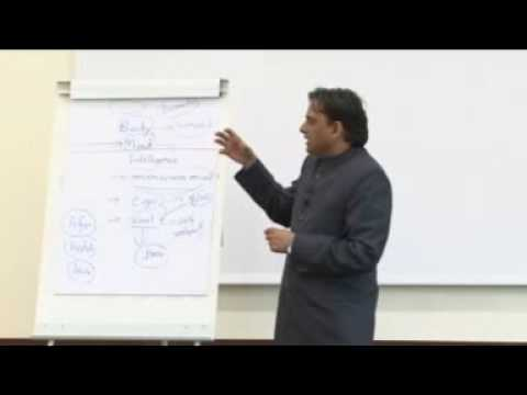 Dr. Chauhan's Ayurveda Lecture on Stress Management Part-III