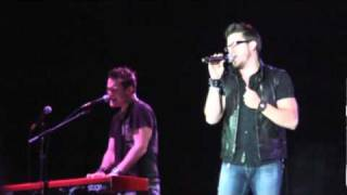 What Hurts The Most.MPG/Danny Gokey NC State Fair 10-14-2010