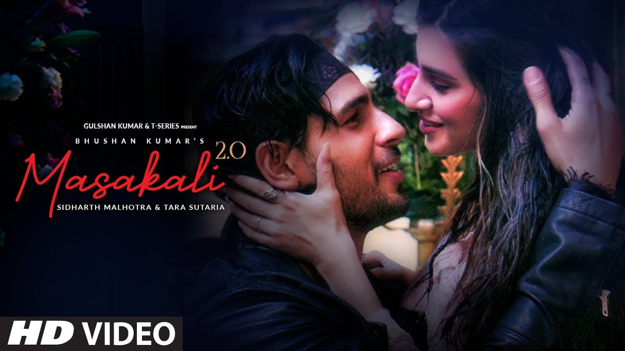 Masakali song lyrics - Tulsi Kumar & Sachet tandon | lyrics for romantic song