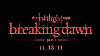 Breaking Dawn (OST) - Endtapes - The Joy Formidable