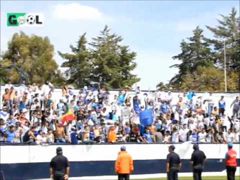 """""""La Demencia Celaya """"Cómo no te voy a querer"""" Cruz Azul Hidalgo vs. Celaya FC - 19"""" Barra: La Demencia • Club: Celaya"""