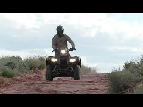 2020 Honda FourTrax Rancher 4x4 EPS in Erie, Pennsylvania - Video 1