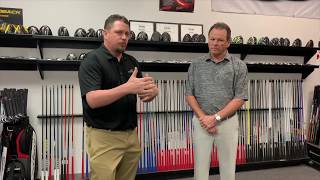 Dallas Golf Online Shaft Fitting Tool