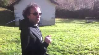 preview picture of video 'Vallée d'Aspe : la chapelle Saint-Christau (64)'