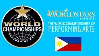 FILIPINOS SOAR AT WCOPA 2018 FINALS | World Championships of Performing Arts