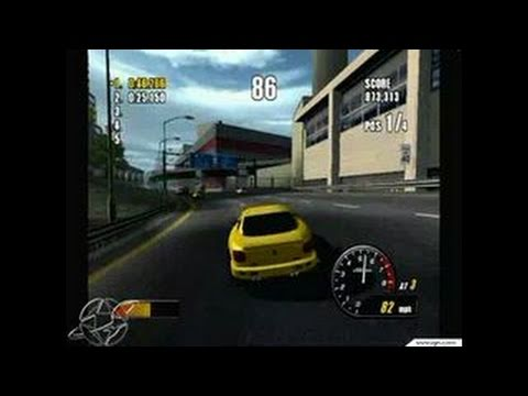 gamecube burnout 2 point of impact cool rom