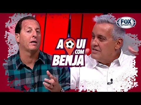 NOVOS DESAFIOS E O MELHOR DA CARREIRA: Mauro Naves - Aqui Com Benja (Completo)