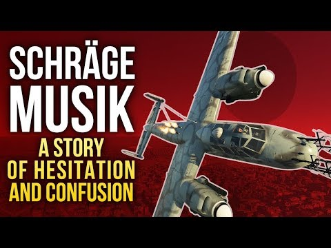 War Thunder. Schräge Musik: a story of hesitation and confusion