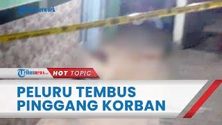 Ustaz di Tangerang Ditembak OTK hingga Tewas, Saksi: Pelurunya Tembus Pinggang Sampai Pintu