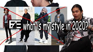 WHAT IS MY STYLE IN 2020? (closet tour of my head)