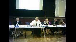 preview picture of video 'Wirral West Constituency Committee 16th October 2014 Part 6'