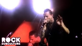 Depeche Mode 'Soothe My Soul' at the O2 London England on 05/28/2013