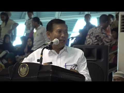 Kunjungan Kerja Menko Kemaritiman RI ke Kota Pekanbaru
