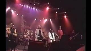 Titãs acústico - Palavras - Kaiser Bock Winter Festival 1997
