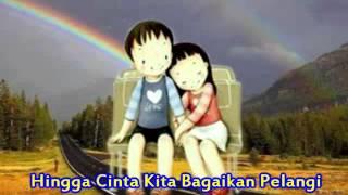 Gambar cover LAgu kangen band sungguh kejam ( with karaoke lyric )
