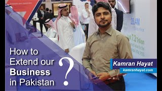 Kamran Hayat about Social Media Abilities