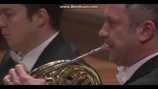 Horn Solo's Tchaikowskij 5th Symphony - Stefan Dohr - Berlin 2017