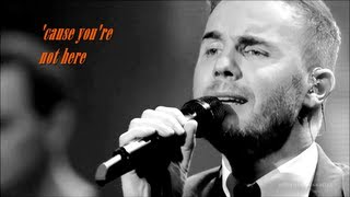 Gary Barlow Forever Autumn live 2013 lyrics new version Video
