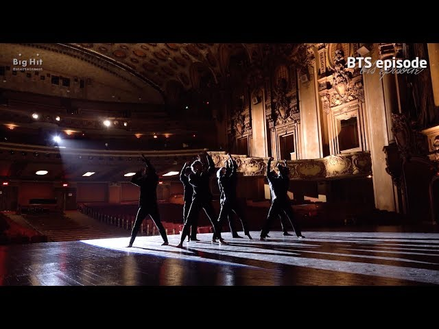 [EPISODE] BTS (방탄소년단) 'Black Swan' MV Shooting Sketch