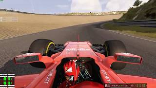 Assetto Corsa Modern F1 Cars In Circuit Park Zandvoort