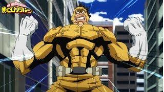 My Hero Academia - ประวัติ ซาโต้ Sugarman