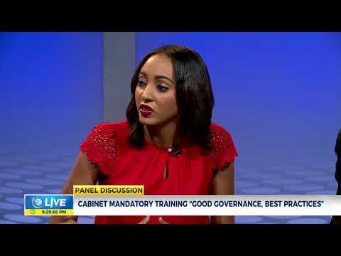 CVM LIVE - Panel Discussion (Cabinet Mandatory Training) JULY 17, 2018