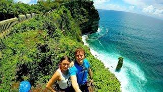 Путешествие на Бали Часть Первая