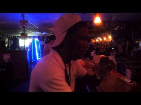Chillin at  the bar