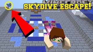 Minecraft: SKYDIVING ESCAPE!!! - ARRENDOR - Custom Map [4]