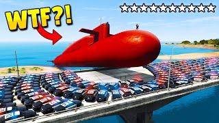GTA 5 FAILS & EPIC MOMENTS #58 (GTA 5 Funny Moments)