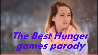 The best Hunger Games Parody