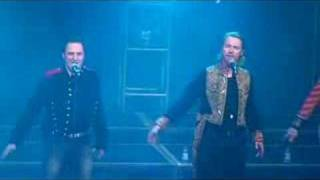 Stephen Gately and Boyzone perform for the first time in 8 years - G-A-Y Club