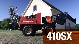 Ditch Witch 100SX and 410SX