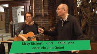 Kalle und Lissy laden ein zum Gebet