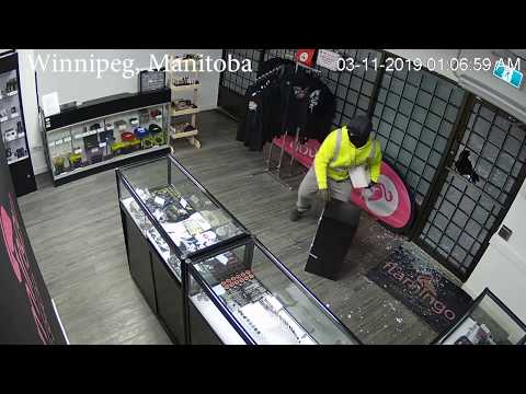 A Hilarious Attempt at a Robbery