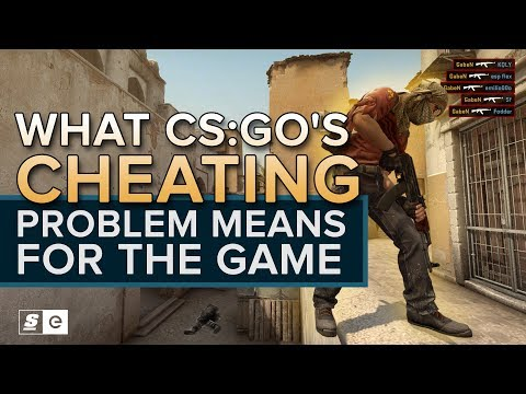 What CS:GO's cheating problem means for the game, and how the community has tried to fix it