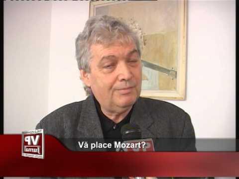 Vă place Mozart?