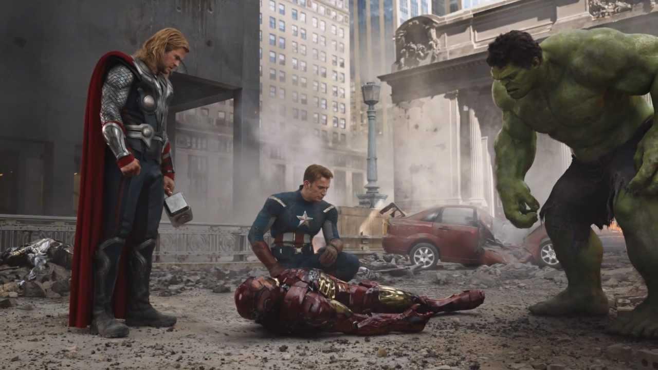 How ILM Turned Mark Ruffalo Into A Gigantic Green Hulk