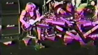 Slayer - Crionics - Hollywood California 84
