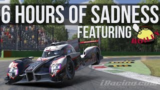 iRacing - 6 Hours Of Sadness FT. Boiley | iLMS 6 Hours Of Monza | Kholo.pk