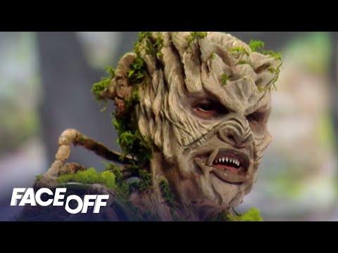 Face Off Flashback: S8 Episode Clip 'The Dragon Bridge Troll' | SYFY