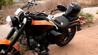 Motocicleta MB Black Devil 250 CC.