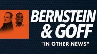 """""""In Other News"""" + Super Volcano & Wasps - Bernstein and Goff (9/8/2017)"""