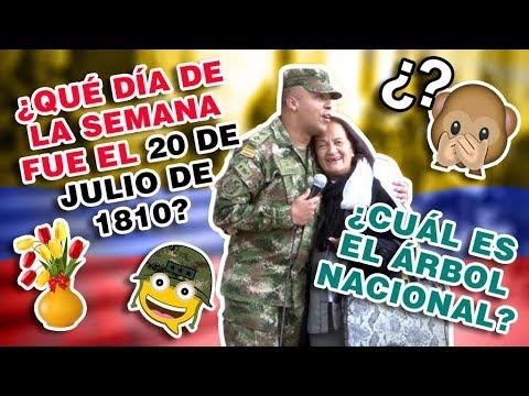 Qué tanto sabe los colombianos de nuestra historia?