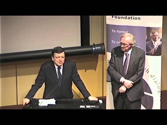 2011 | Mr José Manuel Barroso