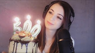[ASMR] Livestream Archive - Gibi's 500k Celebration~