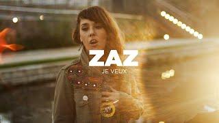 Naked Noise : Zaz  performs 'Je Veux' LIVE