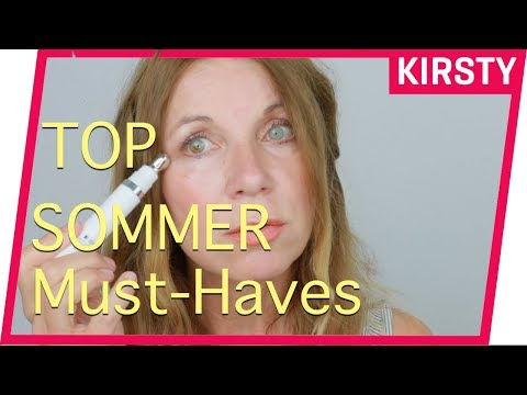 SOMMER MUST-HAVES ☀️ FAVORITEN BEAUTY ☀️ + Überraschung ? Kirsty Coco