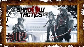 Shadow Tactics Blades of the Shogun #02 [DE|HD] Opa auf dem Dach