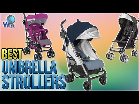 10 Best Umbrella Strollers 2018